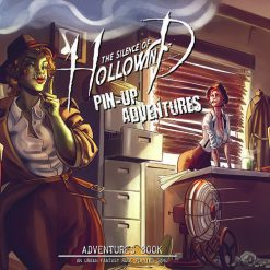 The Silence of Hollowind - Pin-Up Adventures