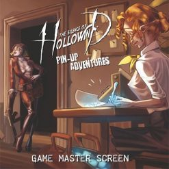The Silence of Hollowind - Pin Up GM Screen