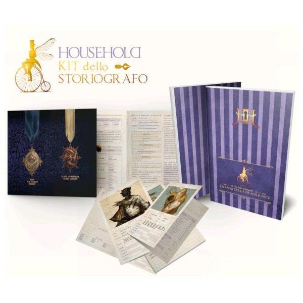 Household - Kit dello Storiografo