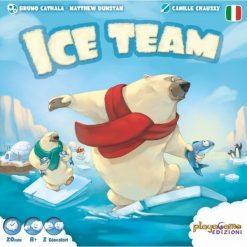 Ice Team - gioco da tavolo