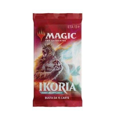 ikoria-terra-dei-behemoth-busta-15-carte-in-italiano-bustine-singole-magic-the-gathering