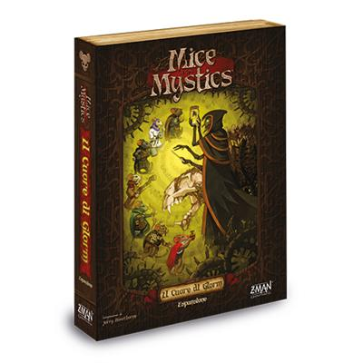 Il Cuore di Glorm - espnasione mice & mystics