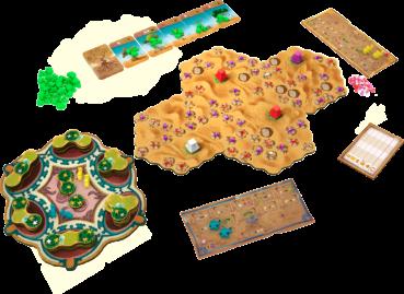Ishtar – panoramica di gioco