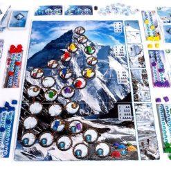 K2 panoramica di gioco