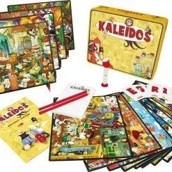 Kaleidos - contenuto del gioco