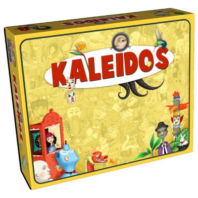 Kaleidos - party game
