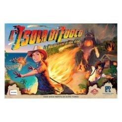 L'isola di fuoco - gioco da tavolo