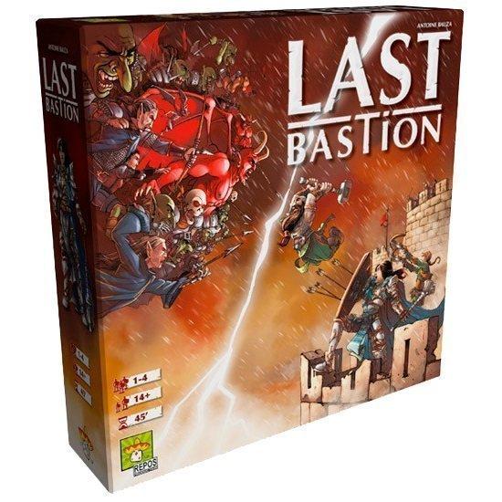 Last Bastion - gioco da tavolo
