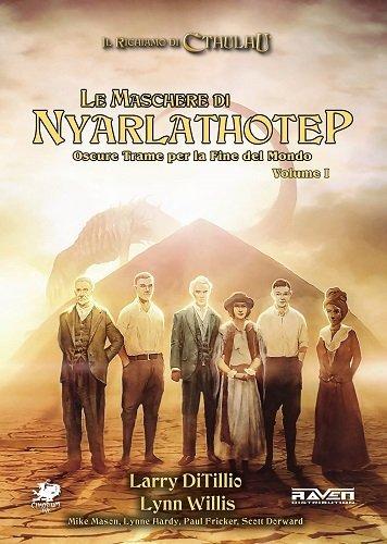 Le Maschere di Nyarlathotep - Volume 1