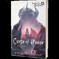 leggenda-5-anelli-romanzo-maledizione-onore-David-Annandale