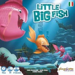 Little Big Fish - gioco da tavolo