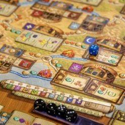 Marco Polo - dettaglio plancia