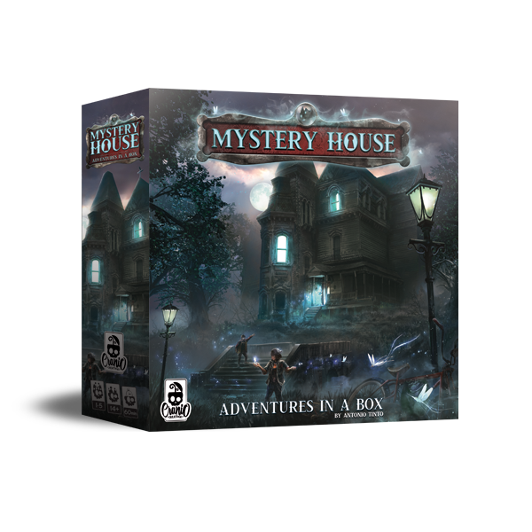 Mistery House - Adventure in a Box