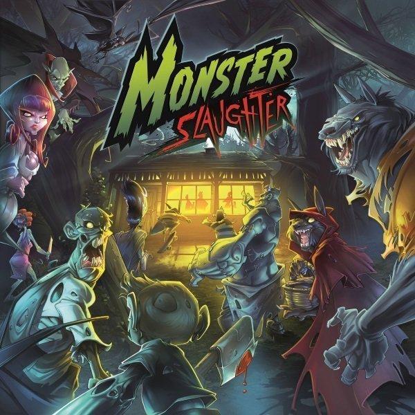 Monster Slaughter - gioco da tavolo