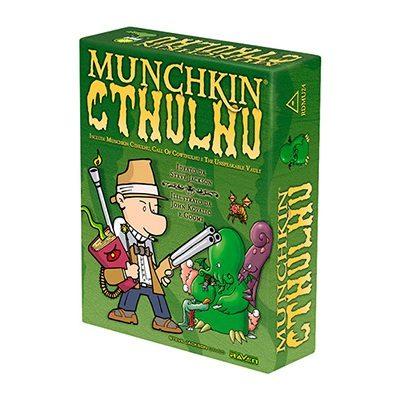 Munchkin Cthulhu - gioco di carte