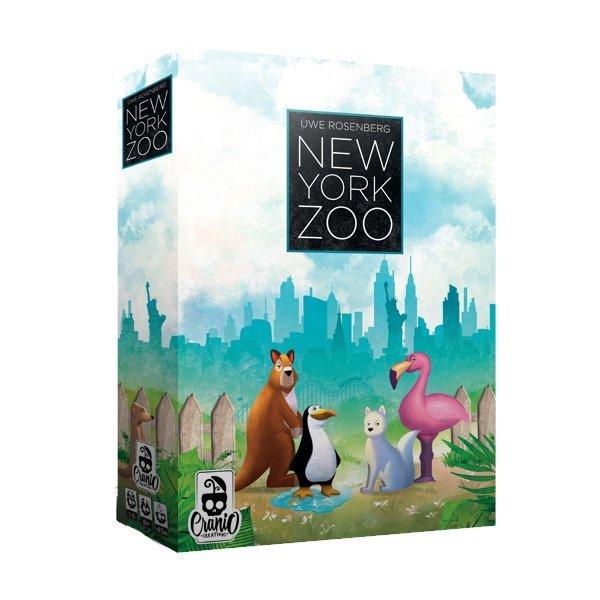 New York Zoo - gioco da tavolo