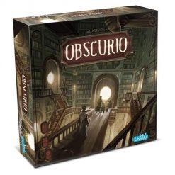 Obscurio - gioco da tavolo