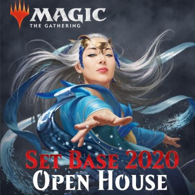 Open House - Set Base 2020 Magic The gathering