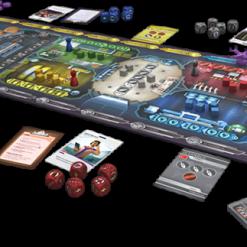 Pandemic reazione rapida - panoramica di gioco