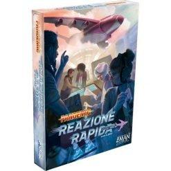 Pandemica Raazione Rapida - gioco da tavolo