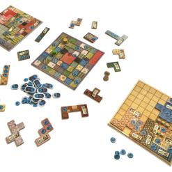 Patchwork - panoramica di gioco