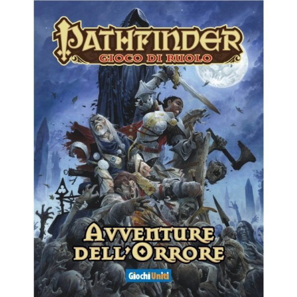 Pathfinder: Avventure dell'Orrore
