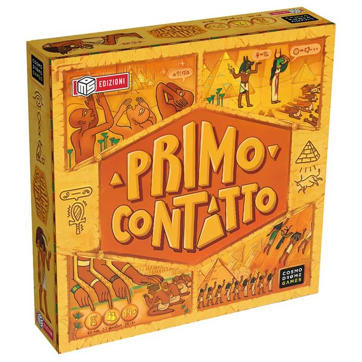 Primo Contatto - party game deduttivo