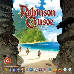 Robinson Crusoe - Seconda edizione italiana