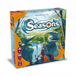 seasons 3d box nuovo
