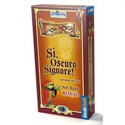 Si Oscuro Signore - party game