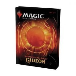 Singature Spellbook gideon