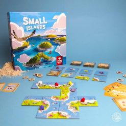 Small Islands - panoramica di gioco