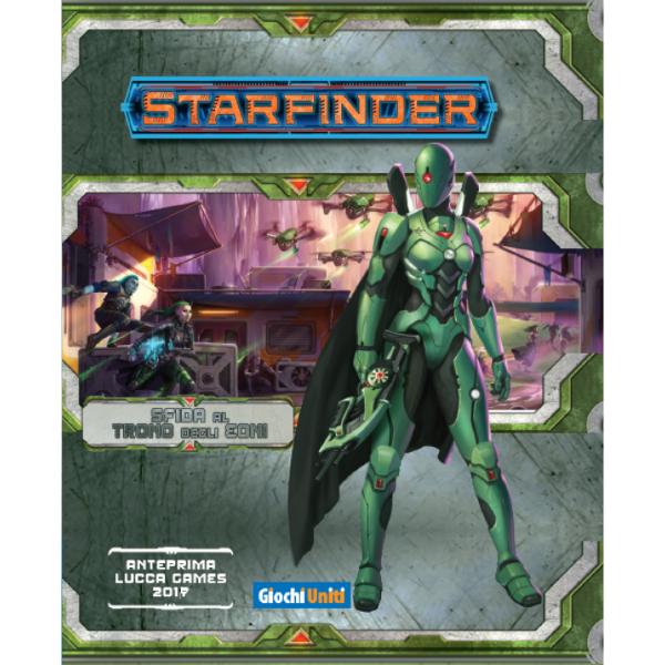 Starfinder - Sfida al Trono degli Eoni