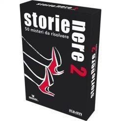 Storie Nere 2 - 50 misteri da risolvere