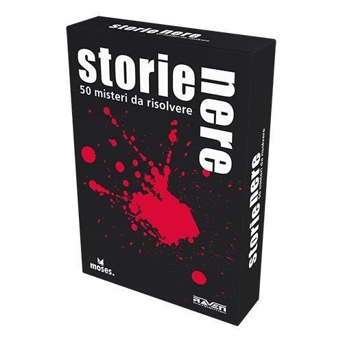 Storie Nere - 50 misteri da risolvere