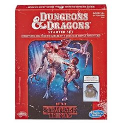Stranger Things Starter Set per Dnd