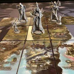 Tainted Grail - Dettaglio di gioco