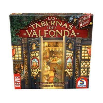Le Taverne di Valfonda - gioco da tavolo