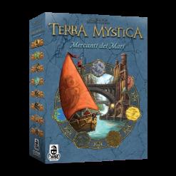 Terra Mystica - Mercanti dei Mari - contenuto