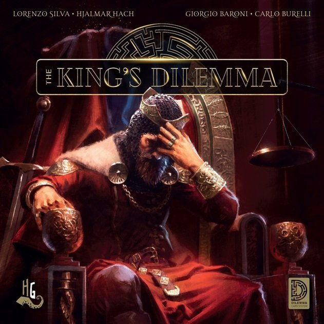 The King's Dilemma - gioco da tavolo