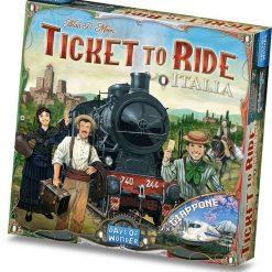 Ticket to Ride - Italia