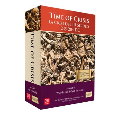 Time of Crisis - wargame in italiano