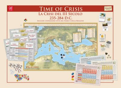 Time of Crisis - Panoramica di Gioco