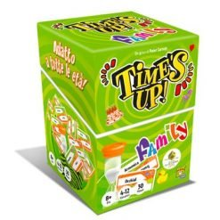Times up family verde - party game