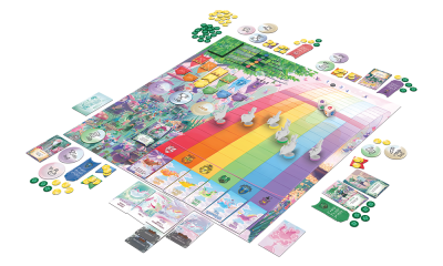 Unicorn Fever - Panoramica di gioco