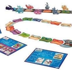 Wacky Races - panoramica di gioco
