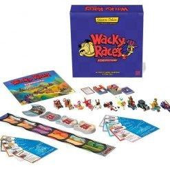 Wacky Races - Edizione Deluxe contenuto