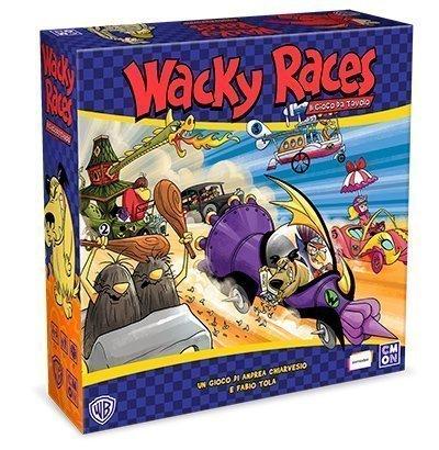 Wacky Races - gioco da tavolo