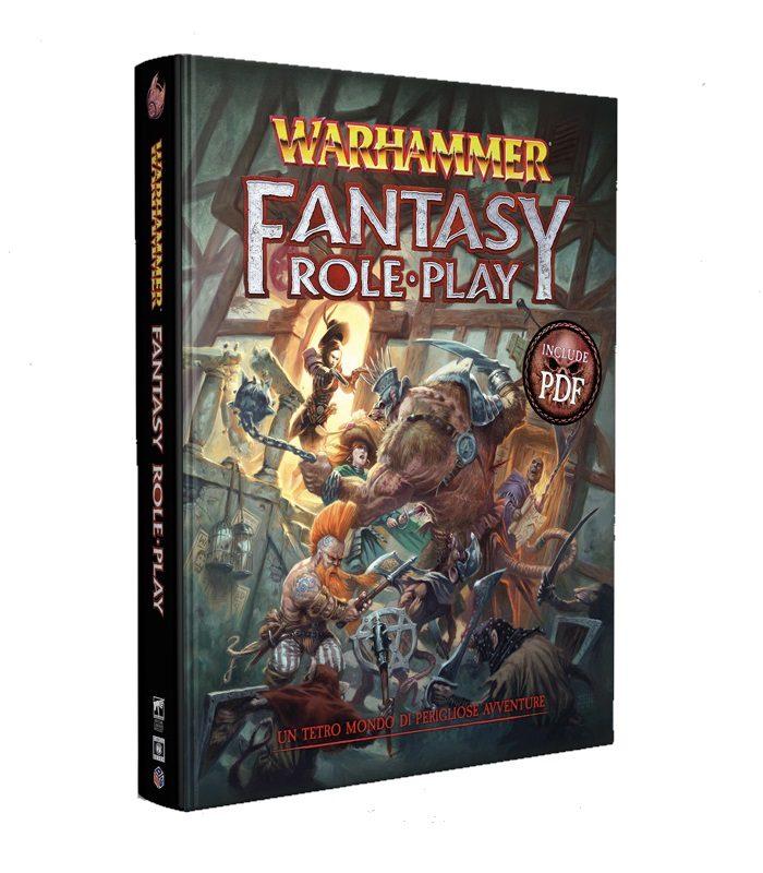 Warhammer Fantasy Roleplay - 4th Edizione Italiana