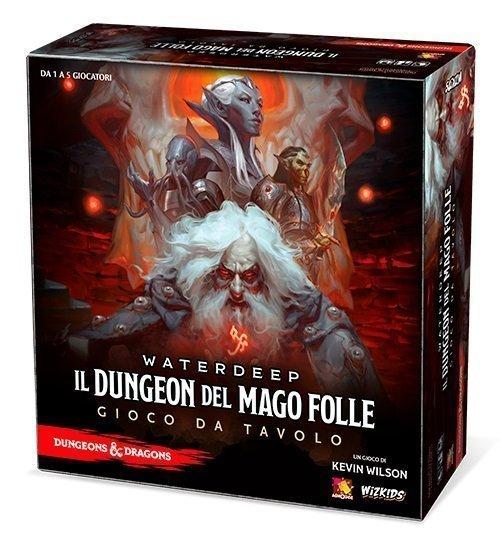 Il Dungeon del Mago Folle - Gioco da Tavolo